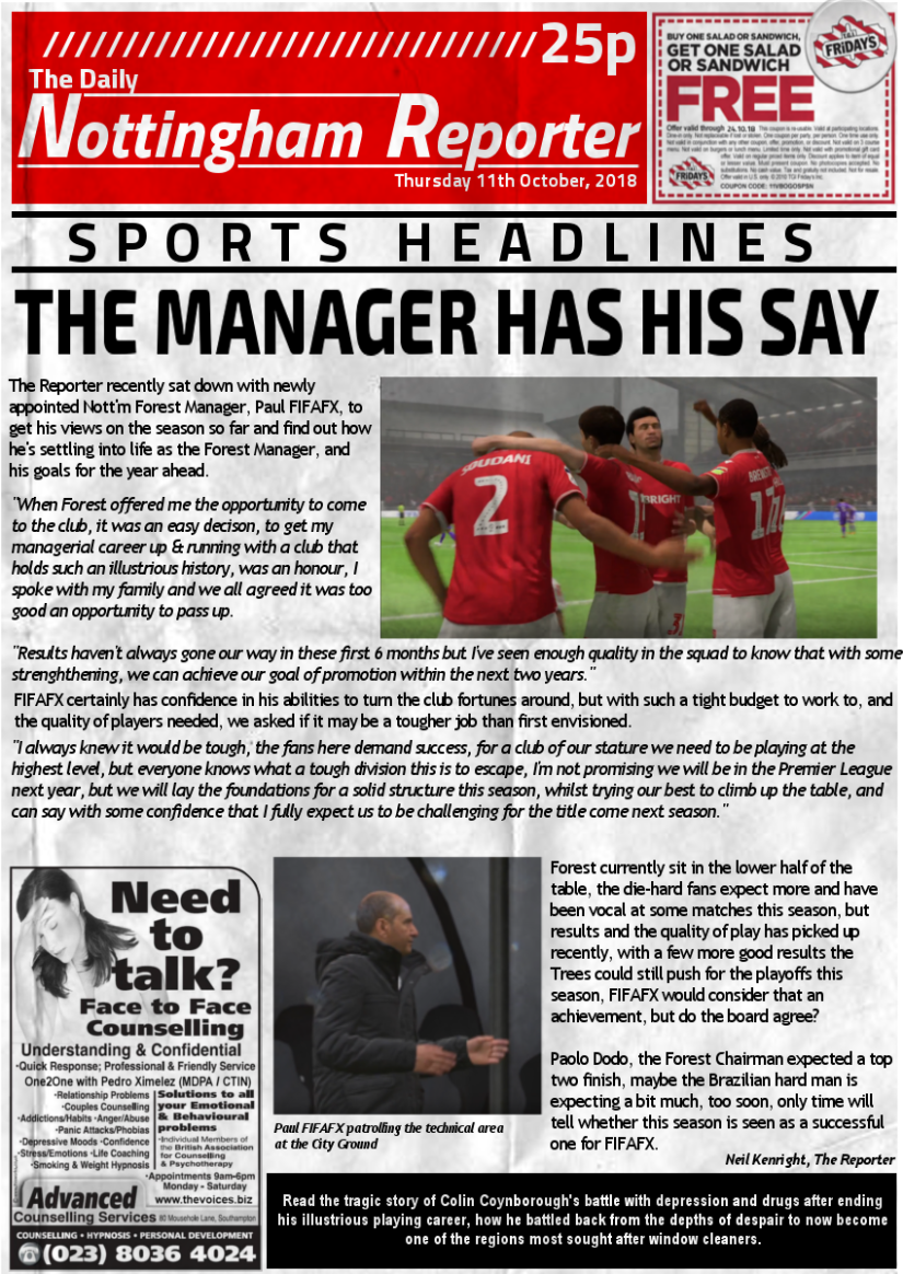 Notts Reporter Newspaper page.png