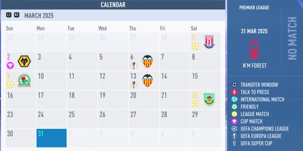 Crazy Schedule