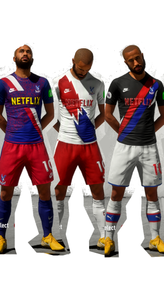 New kits all