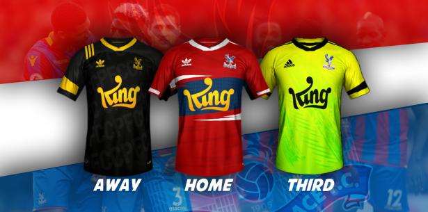 FIFA NEW KITS S4
